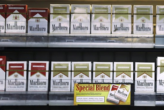 Tobacco Companies Agree to Settle Lawsuits - WSJ