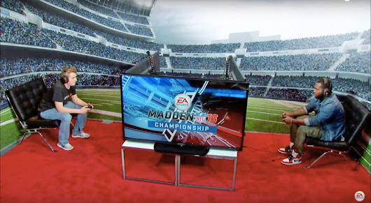 Electronic Arts Celebrates Competitive Gaming Series With Madden Championship