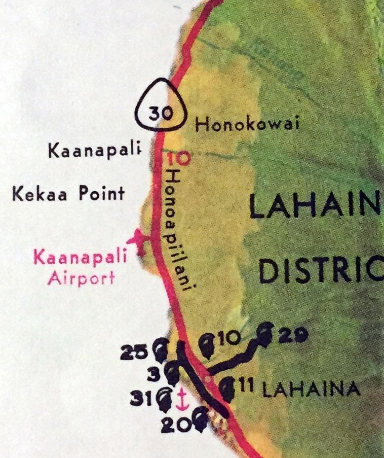 30 Map Of Maui Airport