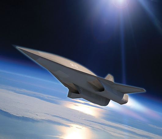 America's Fastest Spy Plane May Be Back—and Hypersonic