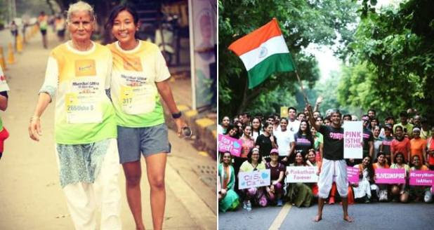 Milind Soman ran 72 km on 15th August and asks everyone to stay healthy