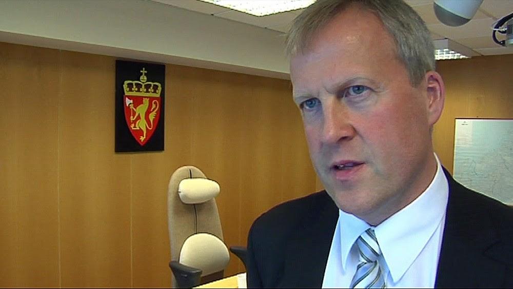 Lars Fause - Førstestatsadvokat i Troms og Finnmark mener den økonomiske situasjonen går ut over rettssikkerheten.NRK
