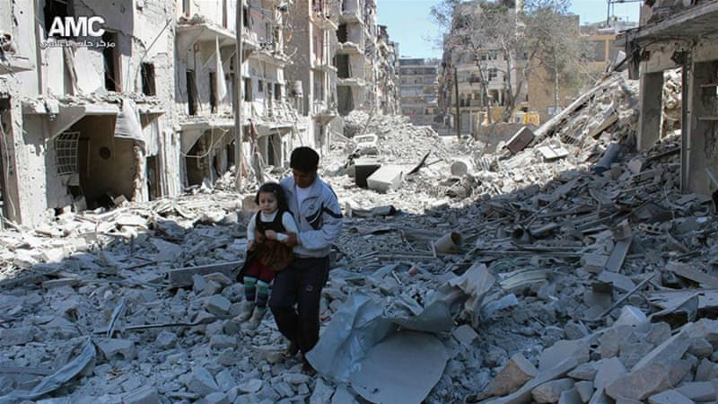 It's clear at this point in time that there are no good options for Syria, writes Bishara [AP]