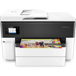 HP Officejet Pro 7740 All-in-One Color Ink-jet - Multifunction printer - English / United States