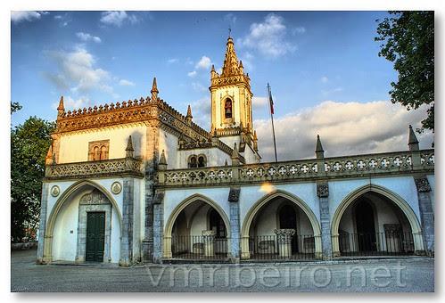 Real Mosteiro de Nossa Senhora da Conceição by VRfoto