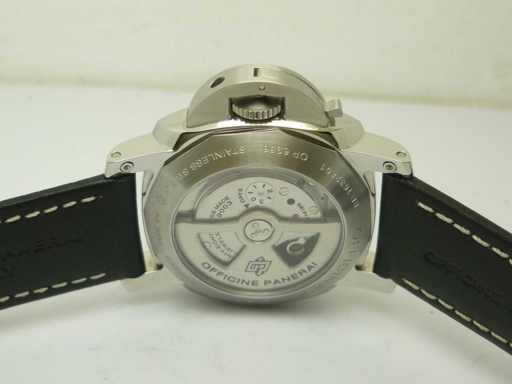 Replica Panerai Case Back