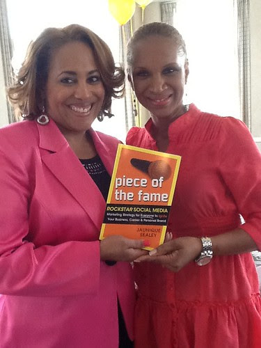 Pam Perry and Portia Lockett by pamperry1