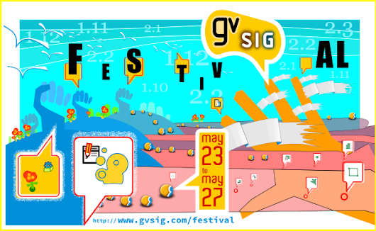 Free registration for gvSIG festival is now open