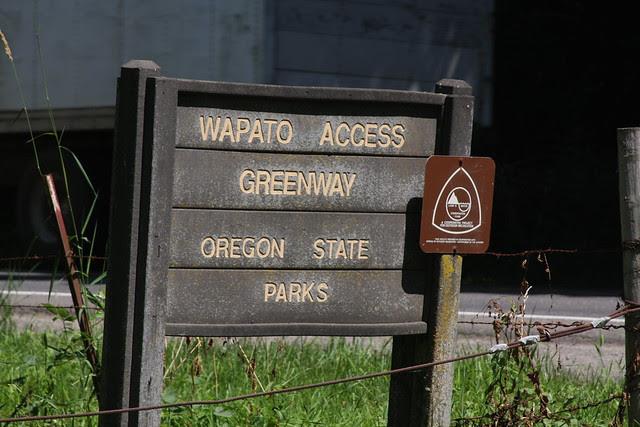 Wapato State Park, Sauvie Island
