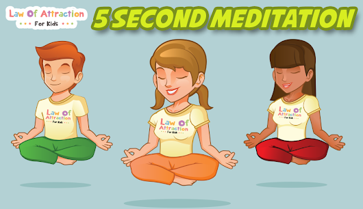 The Five-Second Meditation