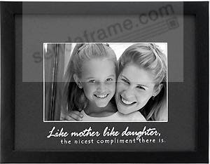 Like Mother Like Daughter Picture Frames Photo Albums