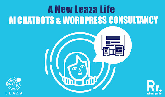 A New Leaza Life - AI Chatbots & WordPress Consultancy