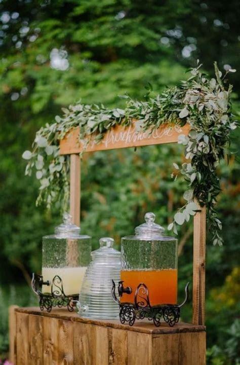 35 Rustic Backyard Wedding Decoration Ideas   DIY Weddings