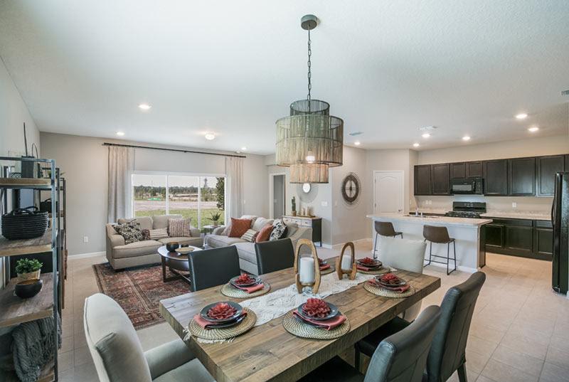 Trailmark Unveils Two New Lennar Model Homes Highlighting Popular Interior Design Trends Trailmark