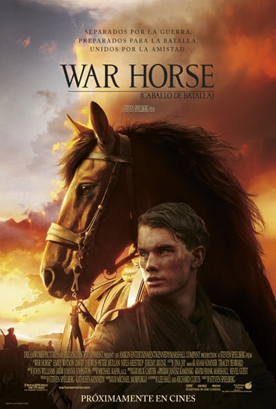 Cartel de Caballo de batalla (War Horse)