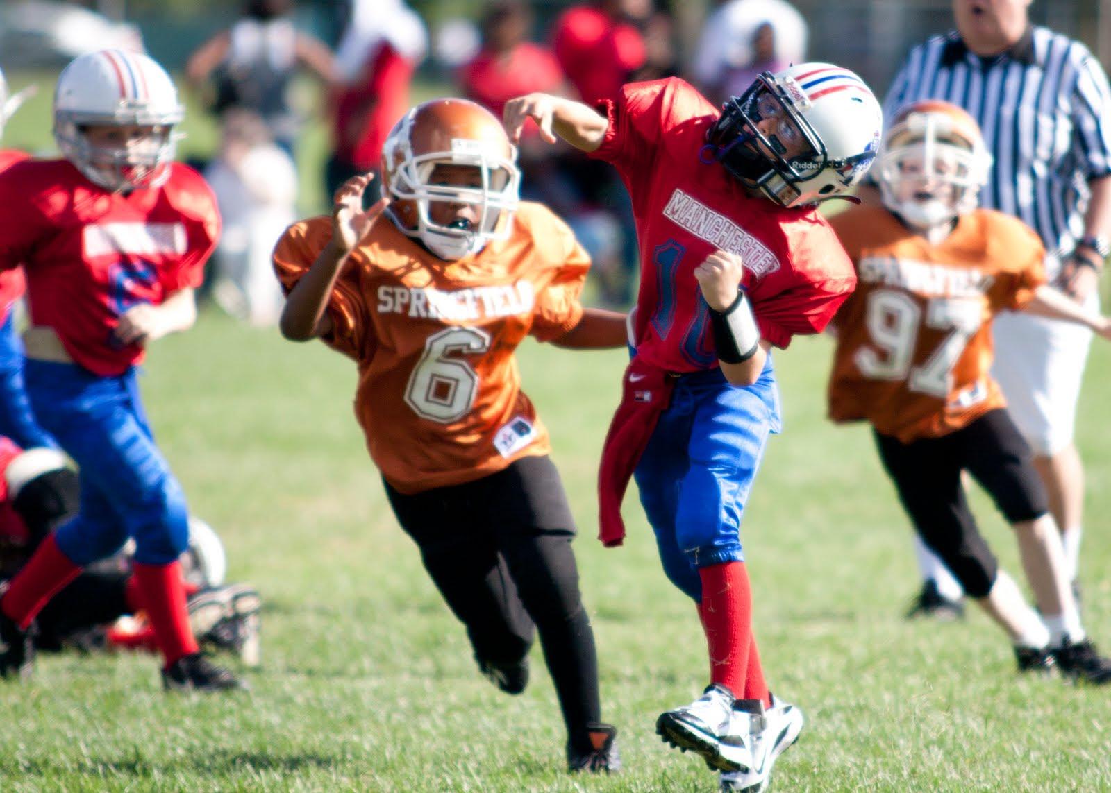 Youth Football Online AllStar QB Daron Craig Bryden Youth Football Online Youth Football