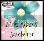 BloggerButton, Mrs. Adams' Jamboree