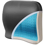 Wagan RelaxFusion Lumbar Cushion by PilotMall.com