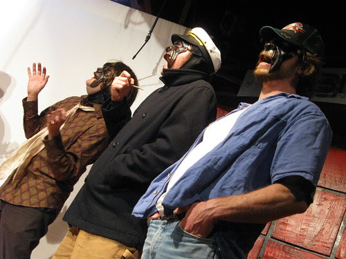 Impress These Apes Show 4 Season 4 - Horror Film