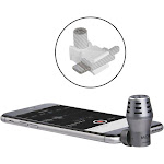 MOVO MA200 iPhone Condenser Mic with Lightning Clip
