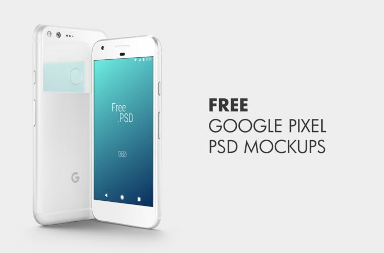 Download The Best 9+ FREE Google Pixel PSD Mockups | Hipsthetic