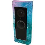 MightySkins RIVDPR2-Diamond Grunge Skin Compatible with Ring Video Doorbell Pro 2 - Diamond Grunge