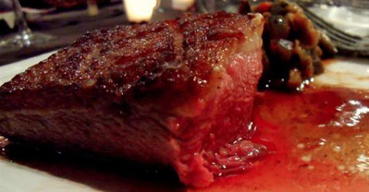 Did You Know? The Red Juice in Raw Red Meat Isn't Blood...