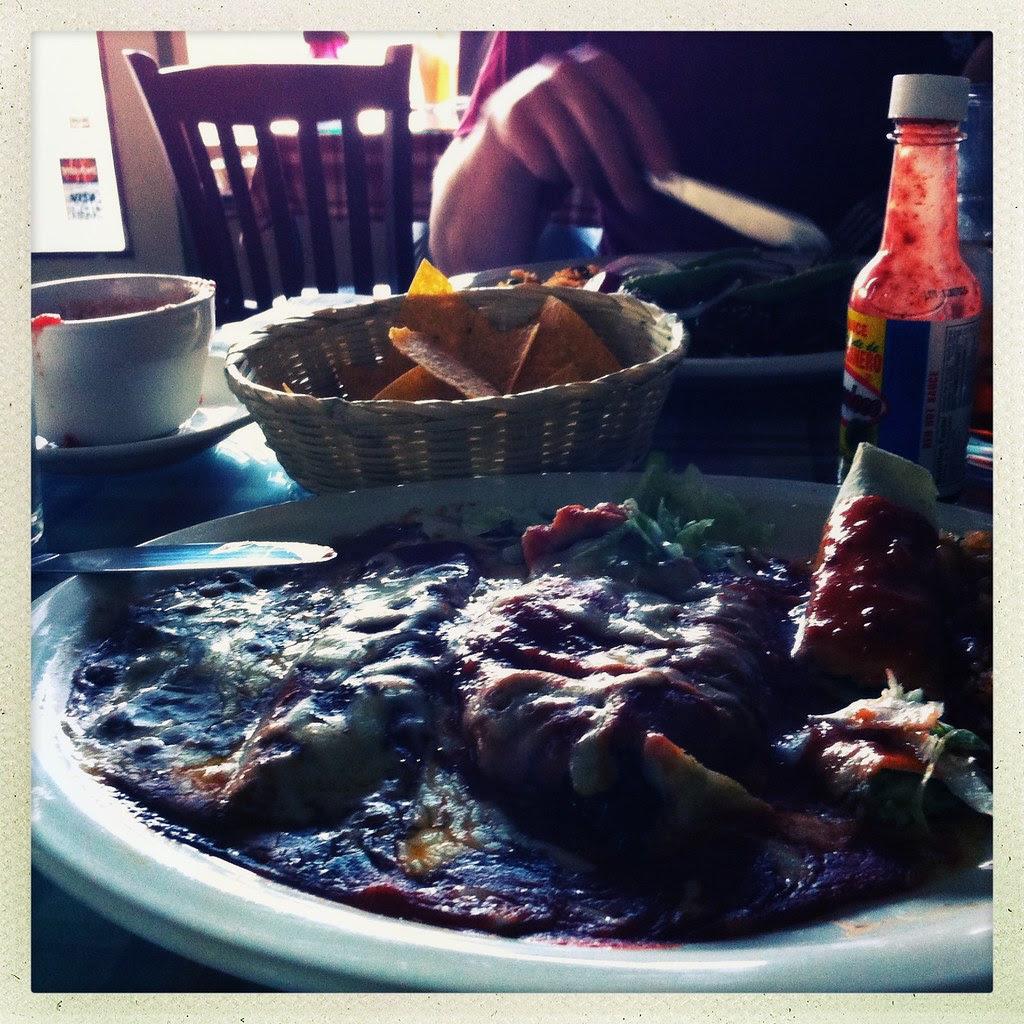 la cosina mexicano = yum!!!