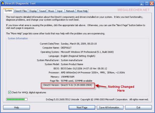 download directx microsoft windows