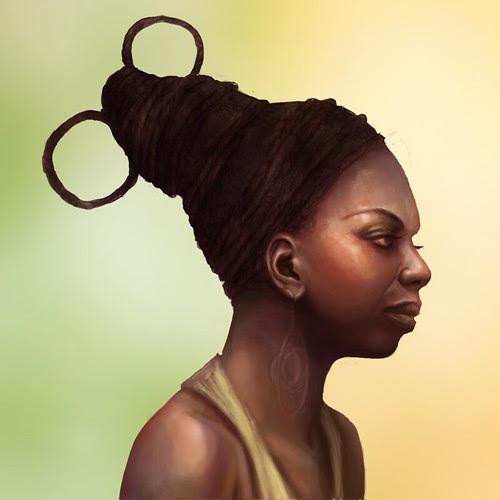 Nina Simone: In Progress