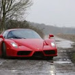 Go Rallying With A… Ferrari Enzo Supercar?
