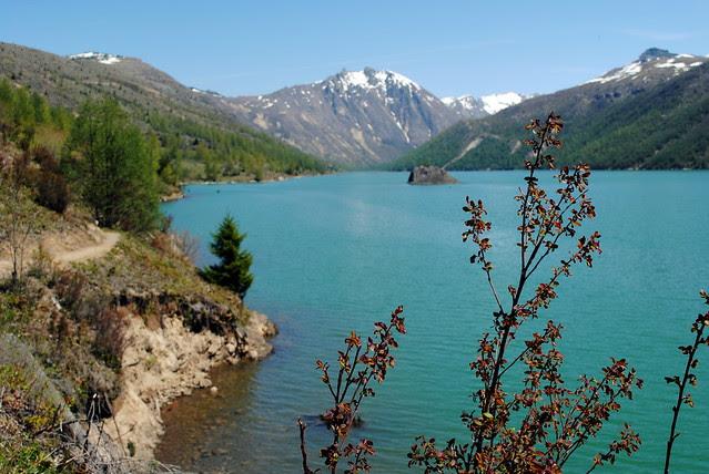 Coldwater Lake trail #211