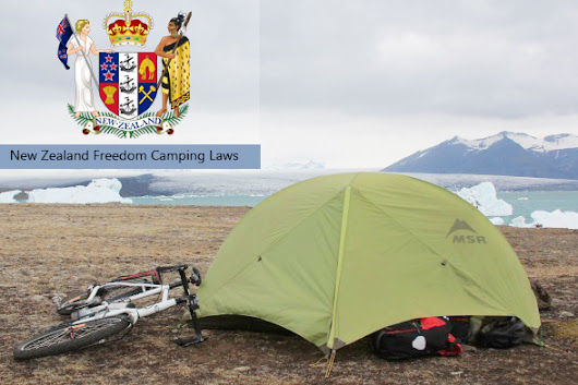 Understanding New Zealand Freedom Camping Laws - CamperCo
