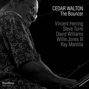 Cedar Walton - The Bouncer  cover