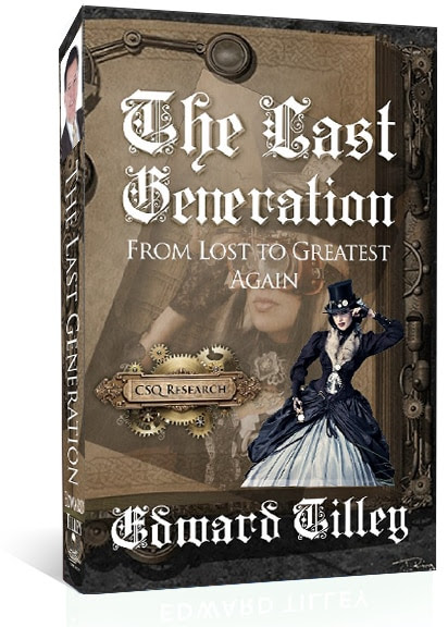 The Last Generation – From Lost to Greatest Again