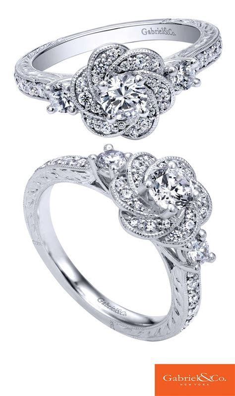 25  best ideas about White Gold Diamonds on Pinterest