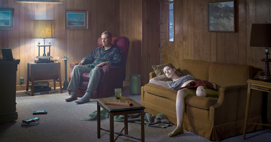 Alone, in a Crowd, With Gregory Crewdson - The New York Times