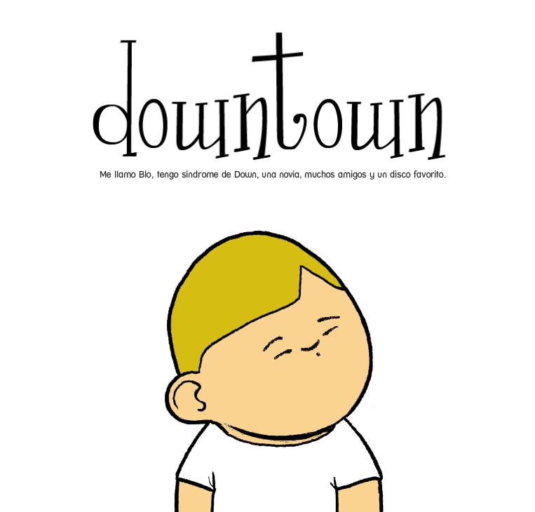 Resultat d'imatges de towndown comic