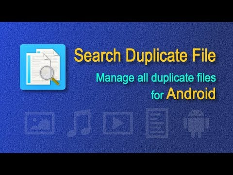 Search Duplicate File (SDF)