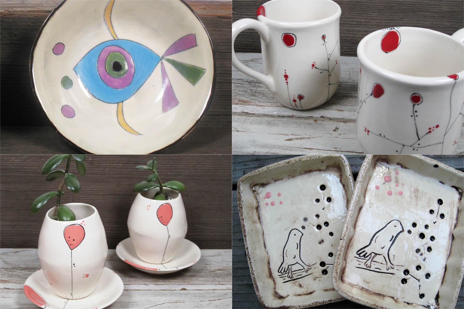 Leslie Ceramic Supply Co Inc Blog More On Chanda Beck