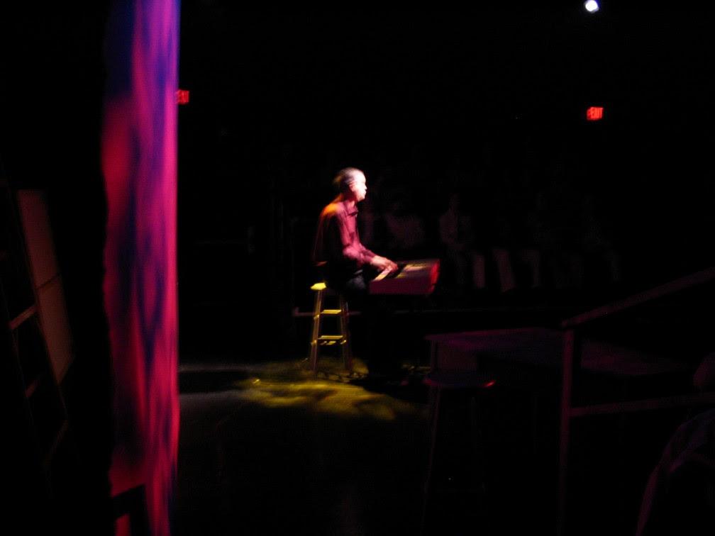 Steve Schalchlin singing James Robertson