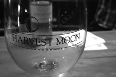 Harvest Moon Estate & Winery - Wine Glass