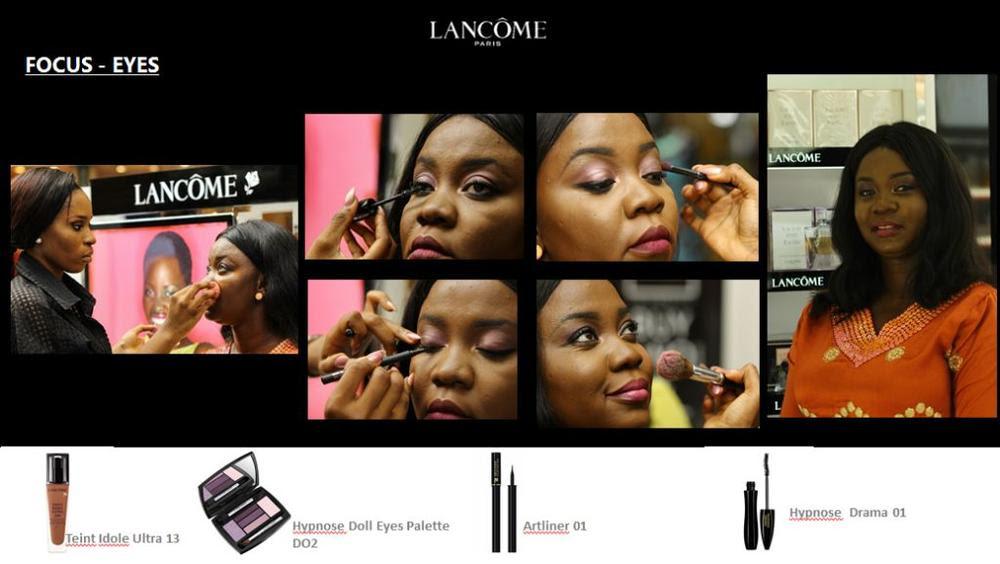 Lancôme 3 Axe with Labisi Folawiyo - BellaNaija - December2015015