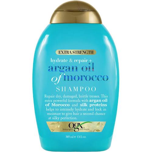 OGX Hydrate + Repair Argan Oil of Morocco Shampoo - 13 fl oz bottle