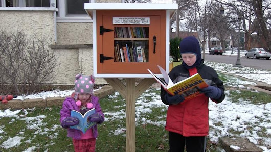 Little Free Libraries Are Turning Into Ground Zero for Religious Proselytizing