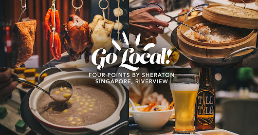 Savour Your Favourite Hawker Food in Buffet Style at Four Points Eatery | Darren Bloggie 達人的部落格