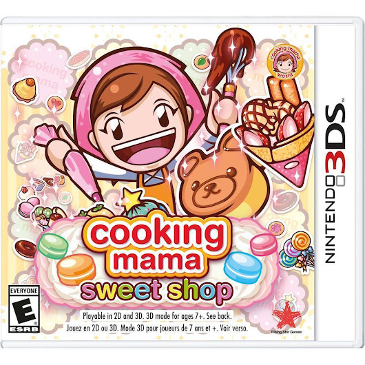 Cooking Mama: Sweet Shop - Nintendo 3DS - RocksGame