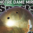 Notre Dame featured on this week's Sports Illustrated cover