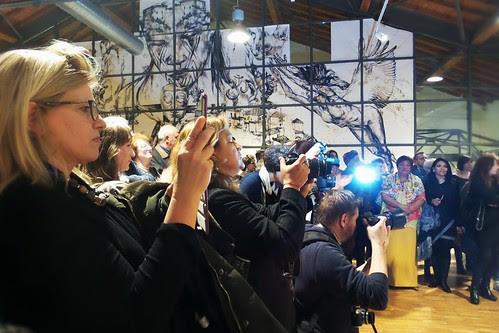 C'è chi è #reporter e c'è chi si improvvisa by Ylbert Durishti