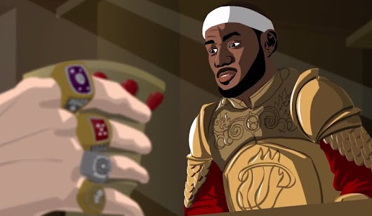 Game of Thrones, NBA Edition (Game of Zones)